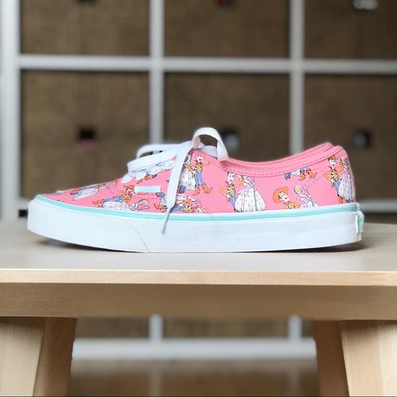 57a507569e64 Vans Toy Story Woody Bo Peep Pixar Disney Pink 9. M 5bfecd2ede6f620fef2f4ae0
